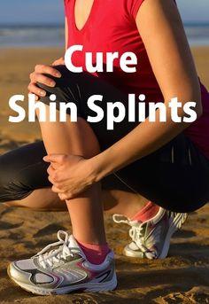 Cure Shin Splints Immediately!  http://stopshinsplints.healthvivo.com/how-to-get-rid-of-shin-splints-forever-in-3-simple-steps/