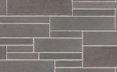 Contempo Shadow by Brampton Brick. Offered in four elemental colors, Contempo brings elegance to modern design, courses with PRP Brick, and and combines easily with Finesse or the gracefully textured Granada for fresh sophistication. Design Trends, Tile Floor, Modern Design, Brick, Texture, Stone, Granada, Elegant, Fresh