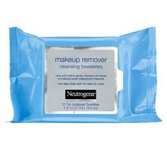 Neutrogena Makeup Remover Towelettes - 21 Count