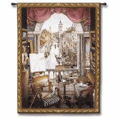 Venice Tapestry Wall Hanging