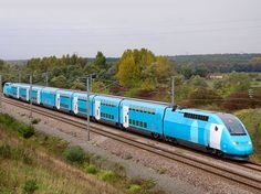 Bombardier high speed train