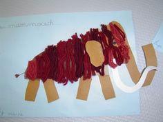 Dessin préhistorique Kids Crafts diy craft kits for kids
