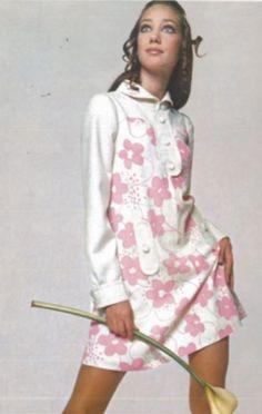 Marisa Berenson photographed by David Bailey for Paris Vogue, 1968.