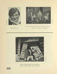 Milada Matysová; Ivan Goll: Methusalem; Adolf Hoffmeister: Nevěsta.