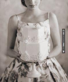 Neat - Black & White Wedding Cake   CHECK OUT MORE GREAT VINTAGE WEDDING IDEAS AT WEDDINGPINS.NET   #weddings #vintagewedding #weddingvintage #oldweddingphotos #events #forweddings #iloveweddings #romance #vintage #planners #old #ceremonyphotos #weddingphotos #weddingpictures