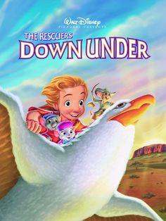 The Rescuers Down Under. The eighty fifth movie in My Disney Movie Marathon.