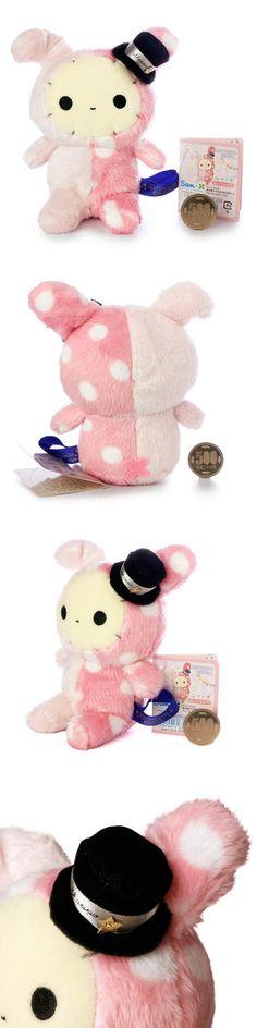 San-X Sentimental Circus shappo Starlight Classic Bunny plush doll 15 cm height pink (S)