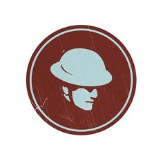 Tinhat Records on the Behance Network - #logo