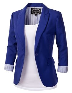 Blue blazers ladies !!!