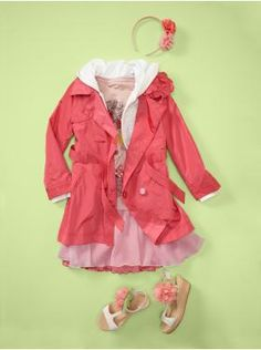 I wanna get this Outfit For my Daughter! Very cute <3