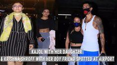#kajol; #krishnashroff #bollywoodnews #bollywoodcelebs Bollywood News, Krishna, Daughter, Celebs, Social Media, Entertainment, Boys, Youtube, Baby Boys