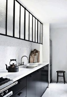 1000 images about cuisine on pinterest la cornue range hoods and hoods. Black Bedroom Furniture Sets. Home Design Ideas