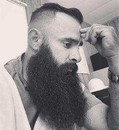 Beards. Men. Photography.