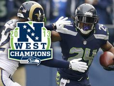 #Seahawks defeat Rams 27-9 and the Clinch No. 1 seed, a first-round bye, and especially home field advantage. Great job #12thman and the Hawks for getting us to the playoffs!   #LeaveNoDoubt   #NFCWestChamps   #WeAreGrinders