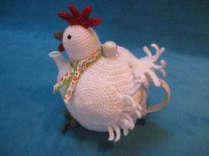 Teacosy Chicken by millionbells