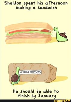 Sheldon the Tiny Dinosaur who Thinks he's a Turtle : omg. This whole website is magically adorable<<<It's currently January. I'm debating as to whether this will last him a year now. Cute Comics, Funny Comics, Theodd1sout Comics, Turtle Dinosaur, Dinosaur Dinosaur, Sheldon The Tiny Dinosaur, Online Comics, Tiny Turtle, Pokemon