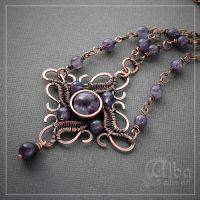 Sorceress by alba-wire-art