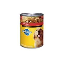 Pedigree Choice Cuts in Gravy with Beef Dog Food 13.2 oz ** Trust me, this is great! Click the image. : Dog Food