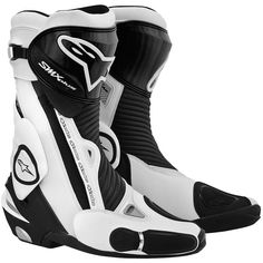 Bota Moto Alpinestars SMX Plus - Vermelha - Masada Moto Bike Boots, Motorcycle Boots, Bikes Direct, Biker, Racing Shoes, Moto Bike, Riding Gear, Motorcycle Accessories, Sport Fashion