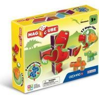 Geomag Magicube Dinosaurs Magnetic Cube Set - Watch your tot endlessly use their imagination with Geomag's Magicube Dinosaurs Magnetic Cube Set. Your kids will enjoy the magic of these magnetic cubes and adorable clips to create their favorite dinosaurs. Build A Dinosaur, Dinosaur Toys, Paw Patrol, Language Development, Building Toys, Motor Skills, Kids Toys, Baby Kids, Ebay