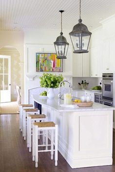 Kitchen Classic Chandelier For Island White Paint Cabinet Bar Stools Ideas for Photo of Fresh Lighting