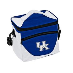 Logo Brand Kentucky Wildcats Halftime Lunch Cooler, Multicolor