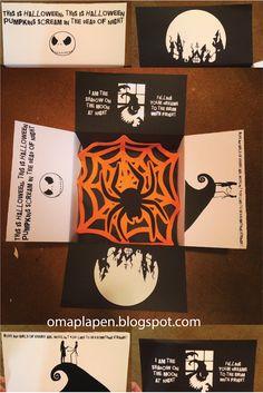 Nightmare before Christmas Halloween Care Package Lauren Evans Design Party Planning Inspiration Lauren Evans Design