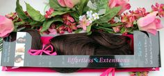 Review ~ FEELsoREAL™ Synthetic Hair Extensions by Effortless Extensions! Plus a Live Giveaway!