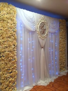 flower wall wedding on sale at reasonable prices, buy EMS Free Artificial silk rose flower wall wedding background lawn/pillar road lead market decoration from mobile site on Aliexpress Now! Wedding Stage Decorations, Backdrop Decorations, Wedding Centerpieces, Backdrops, Beauty And The Beast Theme, Beauty And Beast Wedding, Trendy Wedding, Diy Wedding, Wedding Events
