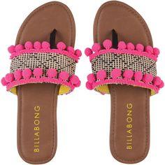Billabong Tassle Me Sandal - Women's by: Billabong