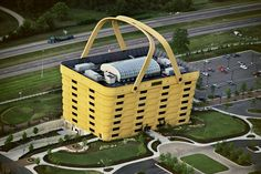 The Basket Building, United States - Facts Spot