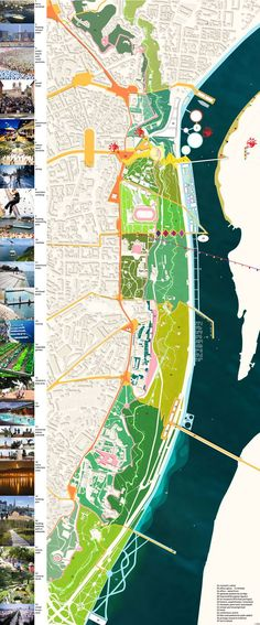 Using photos to illustrate urban activiites. Urban design ideas.: