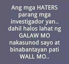 Tagalog Quotes Patama Sa Kaaway Quotesgram By At Quotesgram