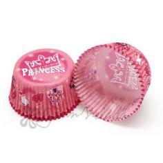 Cápsula de papel para muffin de jabón, Princess
