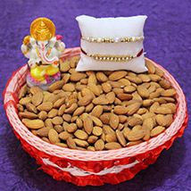 The Divine Health #RakhiBazaar Visit - www.rakhibazaar.com/rakhi-with-dryfruits-2.html