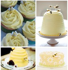 meant to bee - cute bridal shower idea