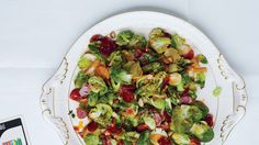 A Spanish twist on brussels and bacon done in the style of a stir-fry. Wait till the last minute to pull this dish together, but have everything prepped and ready to go ahead of time.