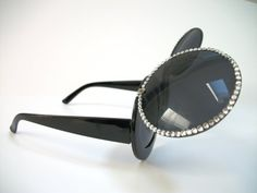 256d15cd5600 Rhinestone Studded Mouse Flip Lense Sunglasses (Jet Black) by Silk  Solutions.  10.49. Check out our other shades as well.