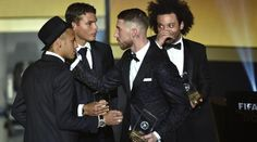 Sergio Ramos would welcome Neymar at Real Madrid