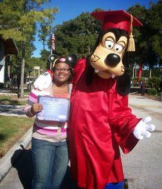 Graduating from Disney College Program