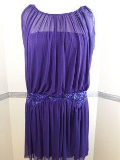 Free People Aubergine mini Purple Dress size Small NWT #FreePeople #Clubwear