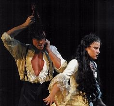 Ramin Karimloo as Raoul! Wow have hardly seen any photos or videos from this far back in his career.