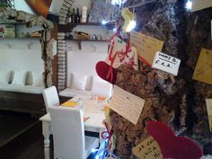 Taverna Paradiso Il mio albero dei desideri e dei pensieri!!