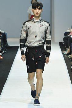 Jarrett Spring/Summer 2016 - Seoul Fashion Week