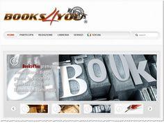 Books4You il Social Talent Letterario per mettere in gioco le proprie doti letterarie.