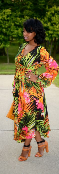 Tropic Glam by Sweenee Style Summer 2014