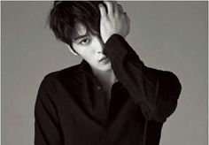 "Kim Jaejoong | ""BAZAAR"" Magazine Preview (February 2015 Issue)"