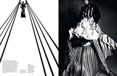 POP MAGAZINE- Chiraru in Monochrome Set by Mel Bles. Vanessa Reid, Spring 2013, www.imageamplified.com, Image Amplified (3)
