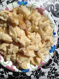 Easter mac n cheese, my kitchen via BB.