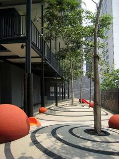 Project: St. Mary Residences | SEKSAN DESIGN - Landscape Architecture and Planning